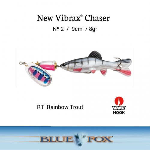 Amostra Vibrax Chaser 2
