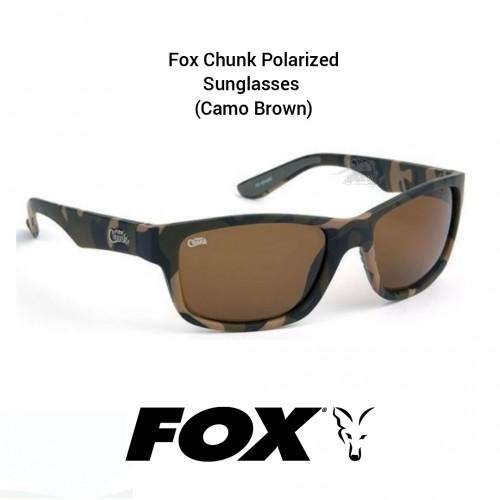 Oculos Fox Chunk Camo Frame/Brown Lens Sunglasses