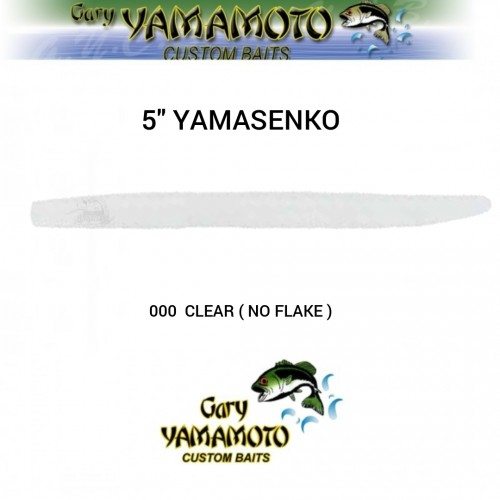 "Gary Yamamoto 5"" Yamasenko"