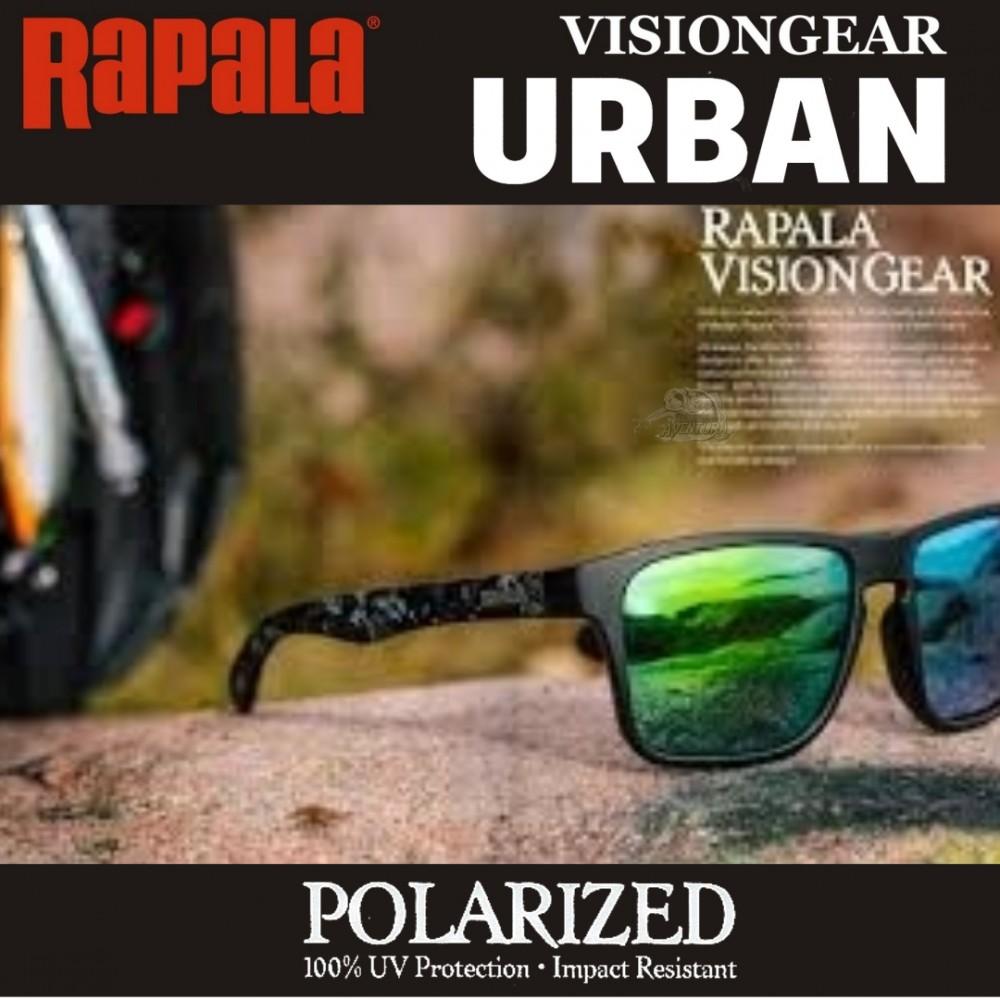 Rapala Urban Vision Gear //// UVG-301A //// Polarized Sunglasses