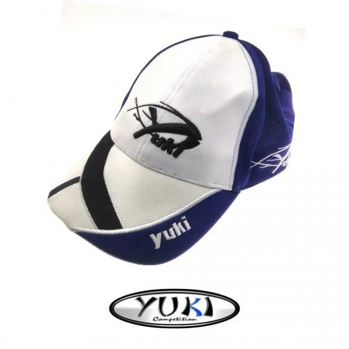 Chapeu Yuki White/Blue