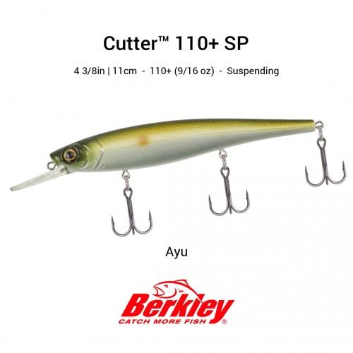 Amostra Berkley Cutter 110+ SP