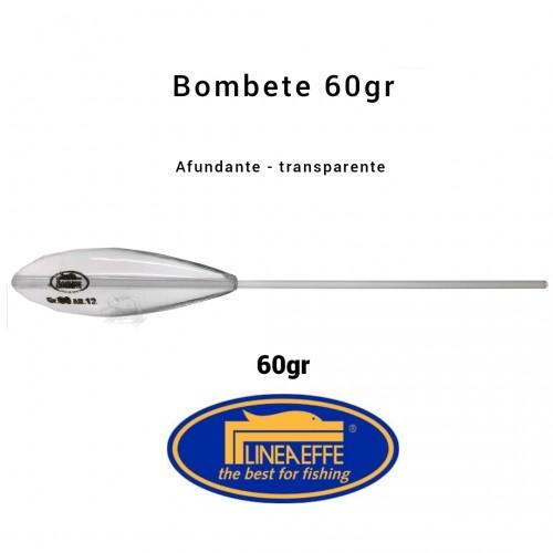 Bombete Linea Effe 60gr Afundante