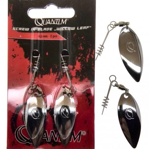 Quantum Screw in Blade Willow Leaf