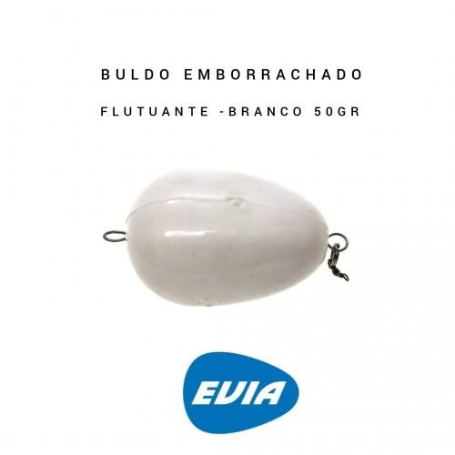 Evia Buldo Borracha Branco 50gr