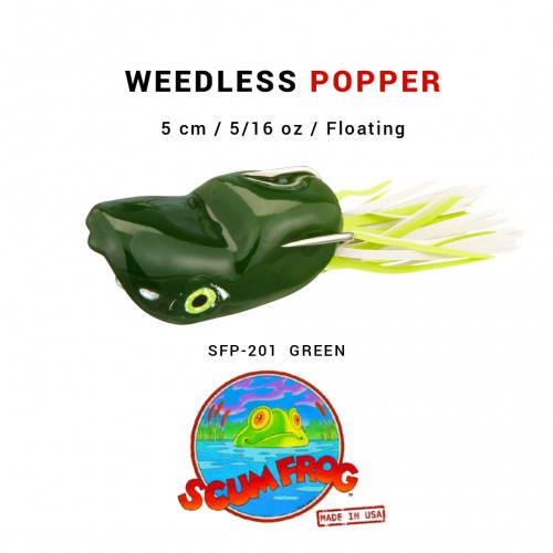 Scum Frog Popper