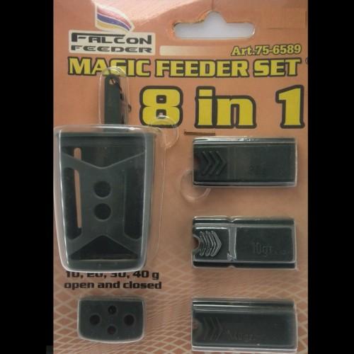 Falcon Magic Feeder Set 8 in 1
