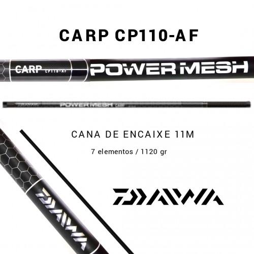 Daiwa Powermesh Carp 11m Encaixe