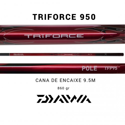 Cana Daiwa Triforce 950