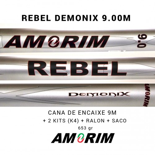 Cana Amorim Demonix Rebel 900