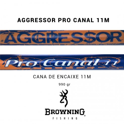 Cana Browning Aggressor Pro Canal 11M