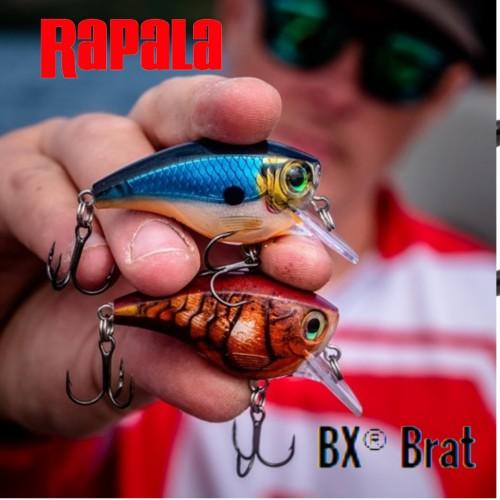 Amostra  Rapala BX Brat Square Bill Crank 06