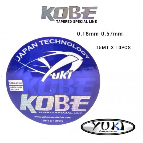 Linha Yuki Kobe Tapered Special 0.18-0.57