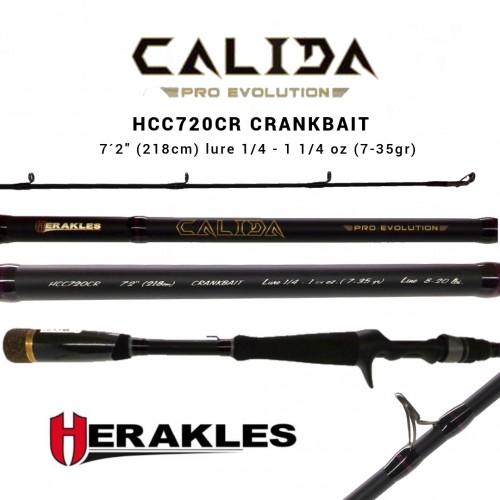 Cana Baitcasting Herakles Caldia HCC720CR