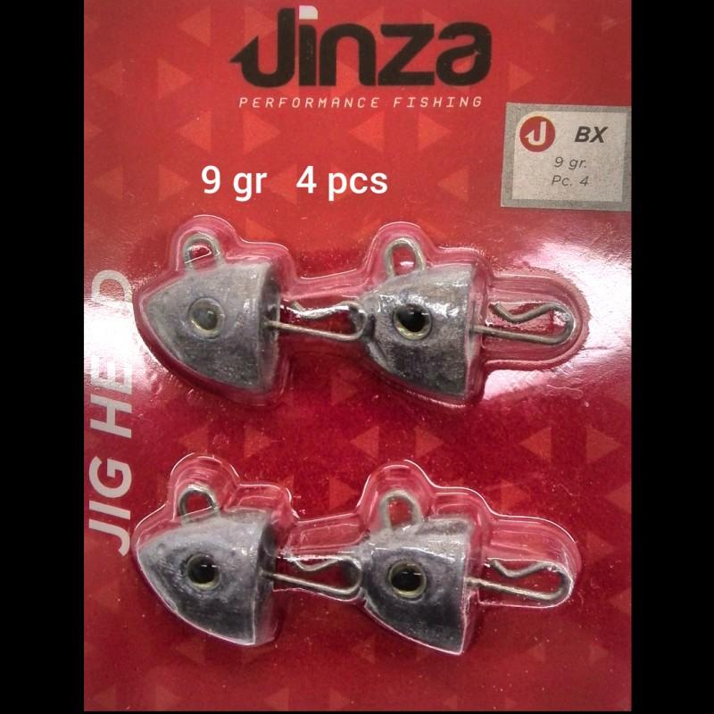 Jinza Jig Head BX