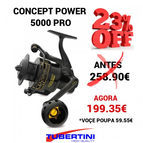 Carreto Tubertini Concept Power 5000 Pro