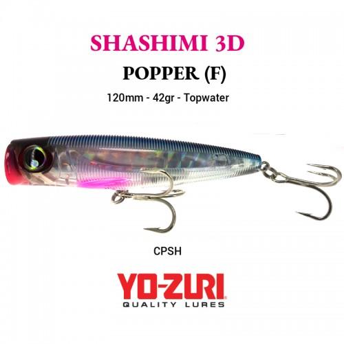 Yo-Zuri Sashimi Popper 120