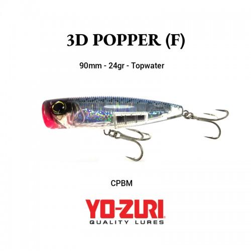 Yo-zuri 3D Popper 90