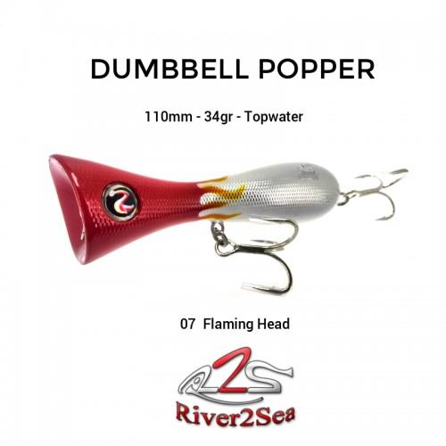 River2Sea Dumbbell Popper 110