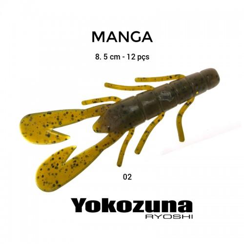 Yokozuma manga 85