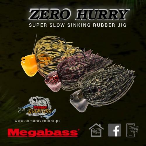 Megabass Zero Hurry