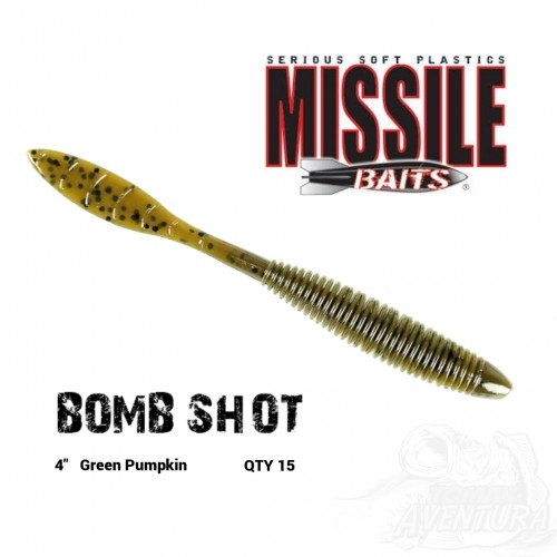 Amostra Missile baits Bomb Shot