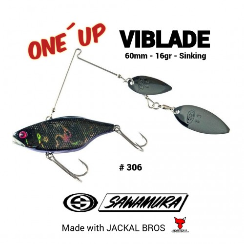 Amostra Sawamura One Up Viblade