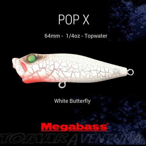 Amostra Megabass POP X