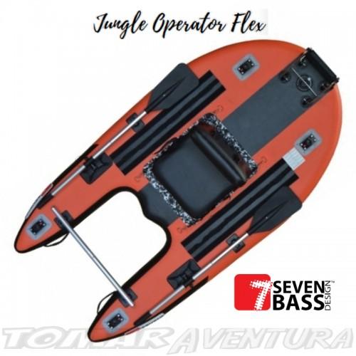 Pato Seven Bass Oprator 240 Flex Orange
