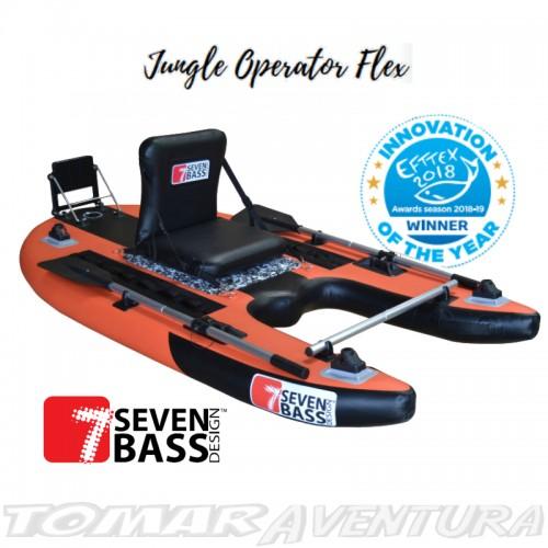 Pato Seven Bass Operator 240 Flex Orange