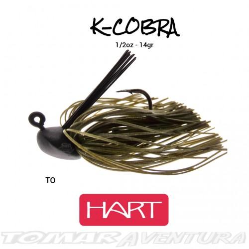 Amostra Jig Hart K-Cobra 14