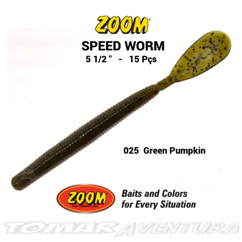Zoom Speed Worm