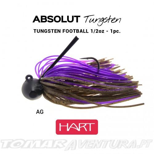 Hart Absolut Tungsten Football Jig