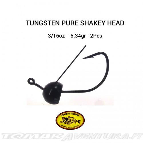 Baitsfishing Tungsten Pure Wacky Head