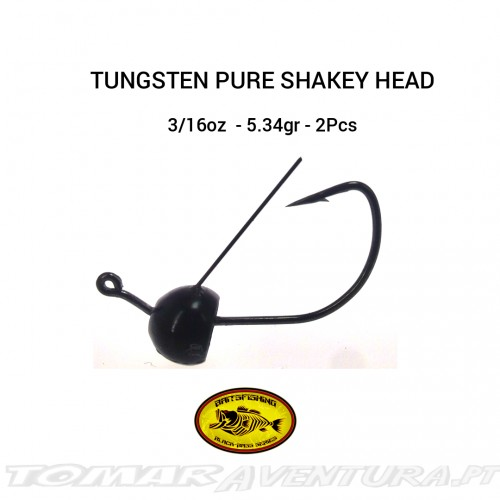 Baitsfishing Tungsten Pure Wacky Head