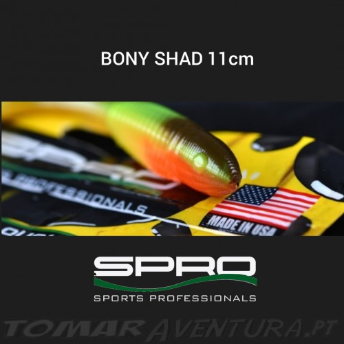 Spro Bony Shad 11 Cm