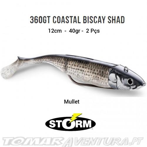 Amostra Storm 360GT Coastal Biscay Shad 12cm