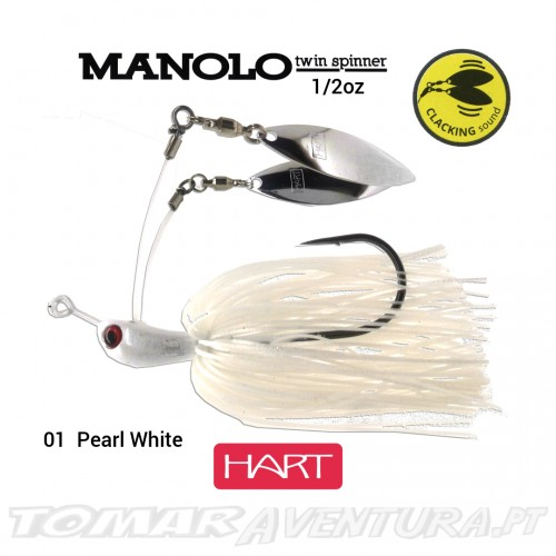 Hart Manolo Twin Spiner 1/2oz