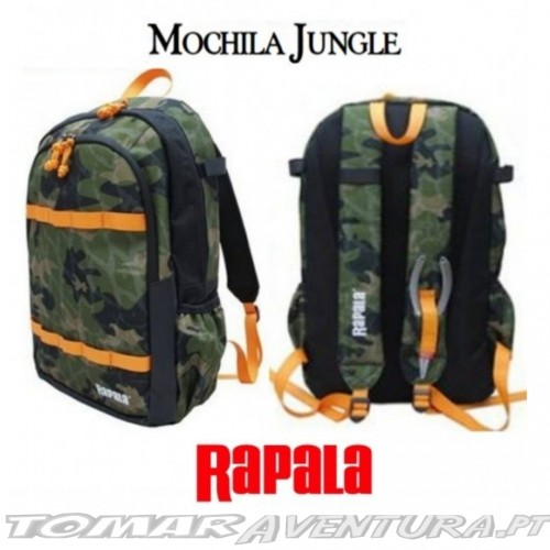 Mochila Rapala Jungle