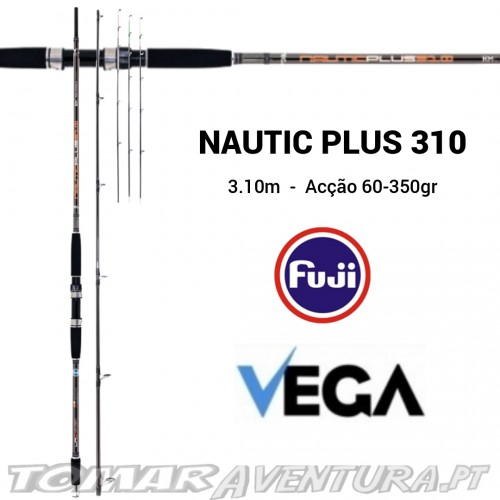 Cana de Pesca Embarcada Nautic Plus 310