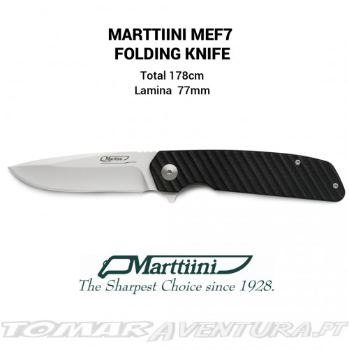 MARTTIINI MEF7 FOLDING KNIFE