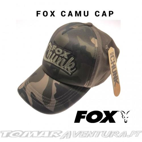 Fox Chunk Camo Cap