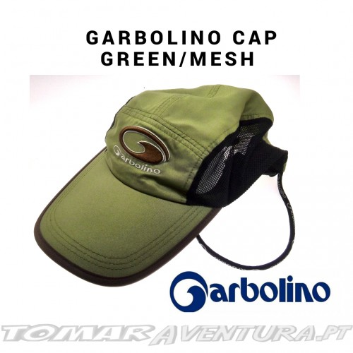 Garbolino Cap Green/Mesh