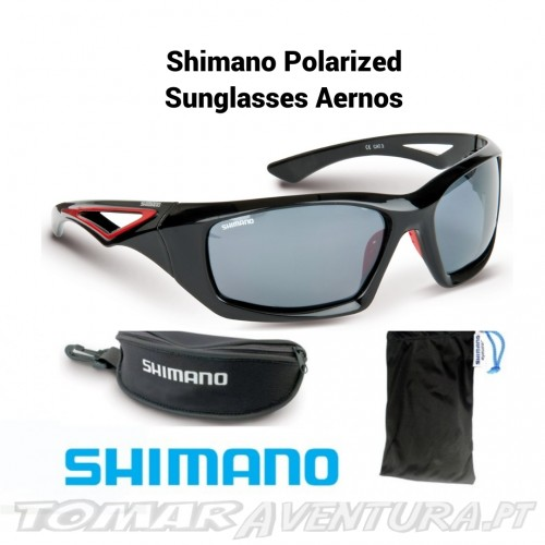Shimano Polarized Sunglasses Aernos