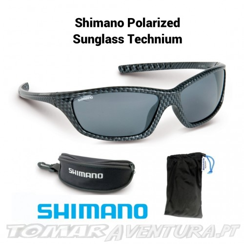 Shimano Polarized Sunglass Technium