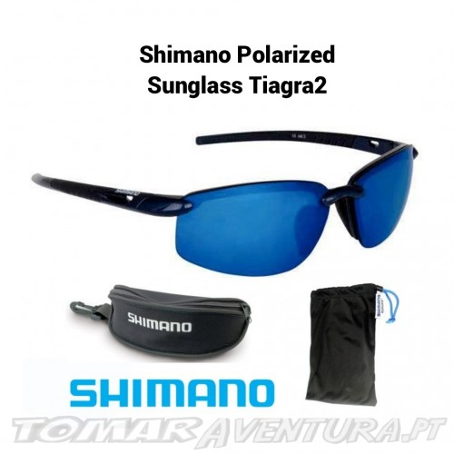 Oculos Shimano Polarized Sunglass Tiagra2