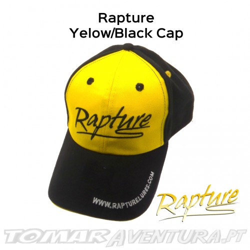 Chapeu Rapture Yelow / Black Cap