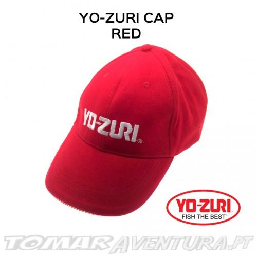 Chapeu Yo-Zuri Red Cap