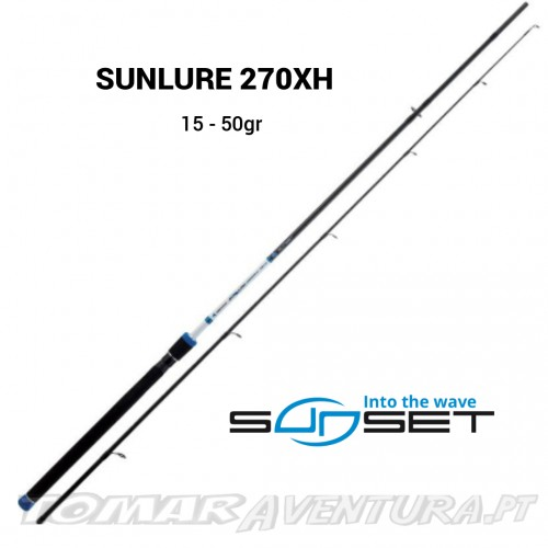 Cana de Spining Sunset Sunlure 270XH