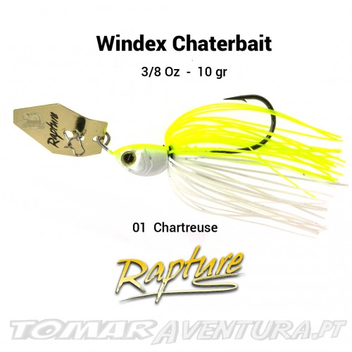 Rapture Chaterbait  Windex 3/8 Oz